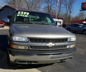 1999 CHEVROLET SILVERADO Huntington WV 521 - Photo #1